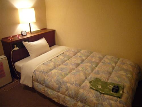 ホテルサン防府の客室の写真