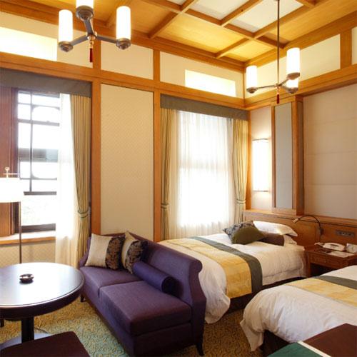 奈良ホテルの客室の写真
