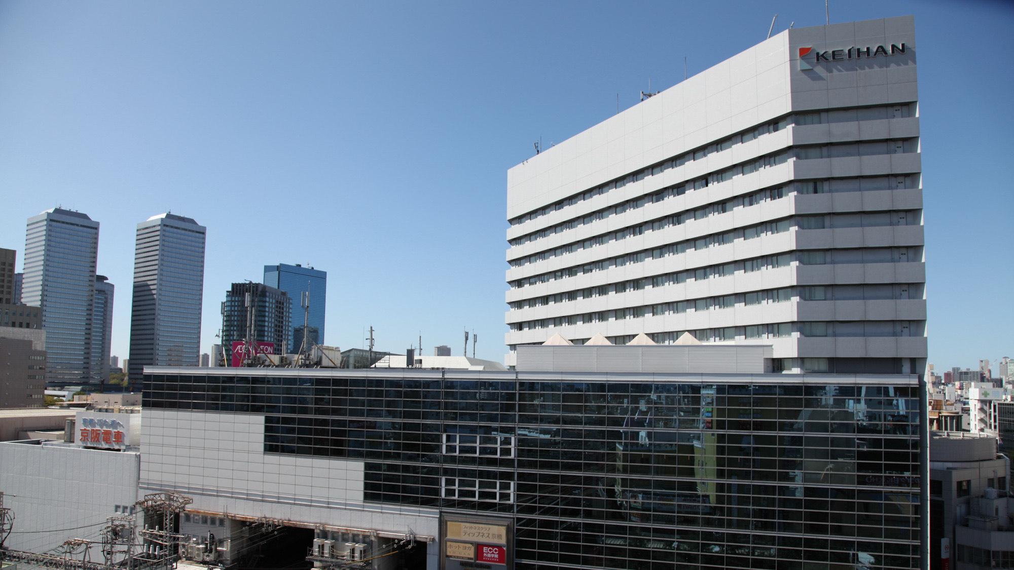 ホテル京阪 京橋グランデ...