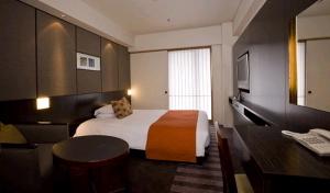 京都東急ホテルの客室の写真