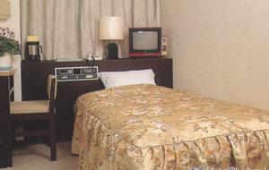 ビジネスホテルサンパレス<新潟県長岡市>の客室の写真