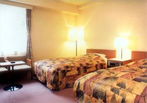 札幌ホテルヤマチの客室の写真