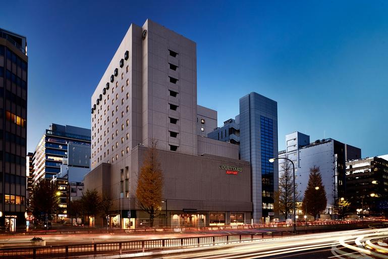 コートヤード・マリオット 銀座東武ホテル...