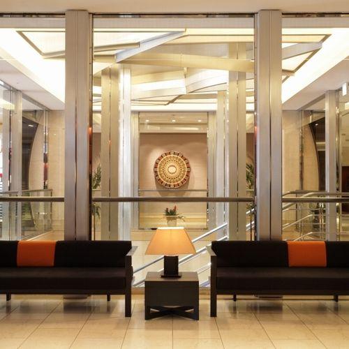 コートヤード・マリオット 銀座東武ホテルの客室の写真