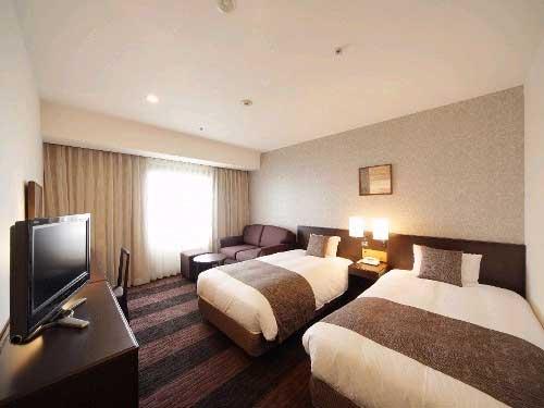 ホテルグランヴィア和歌山の客室の写真