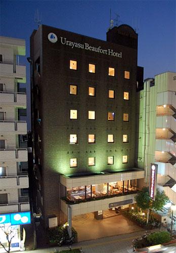 浦安ビューフォートホテル...