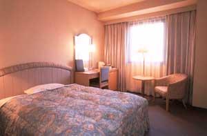 浦安ビューフォートホテルの客室の写真