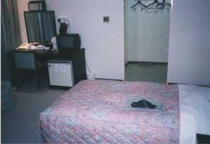 高田ターミナルホテルの客室の写真