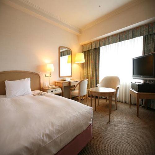 神戸 西神オリエンタルホテルの客室の写真