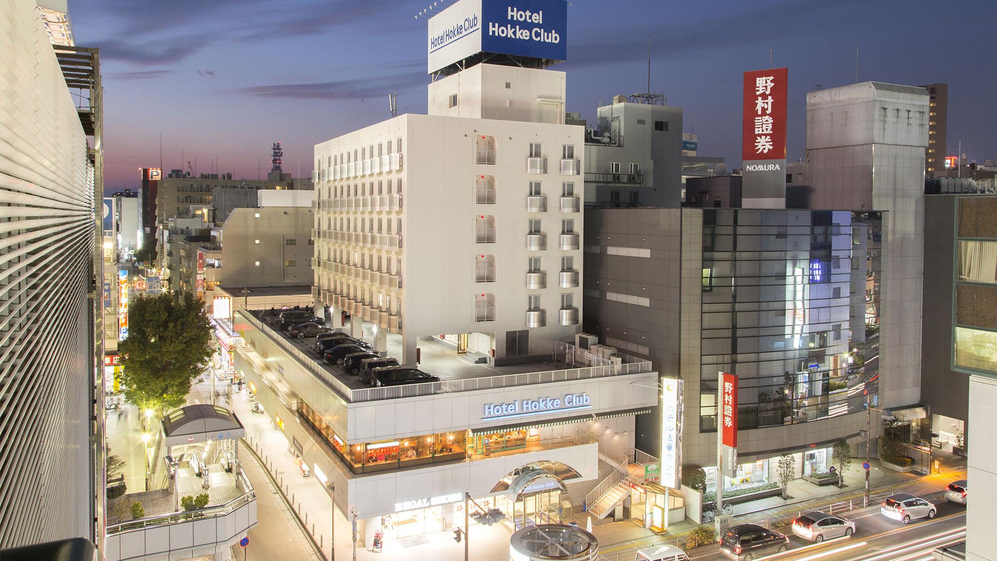 ホテル法華クラブ湘南藤沢 その1