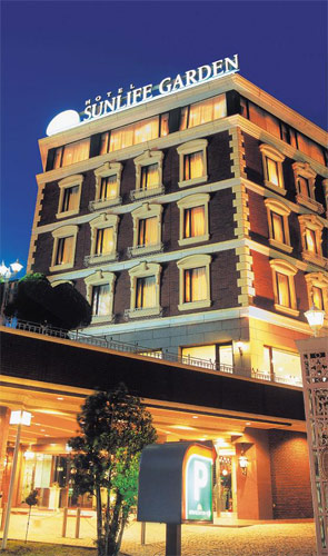 ホテル サンライフガーデン その1