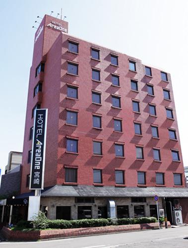 ホテルエリアワン宮崎(HOTEL Areaone)...