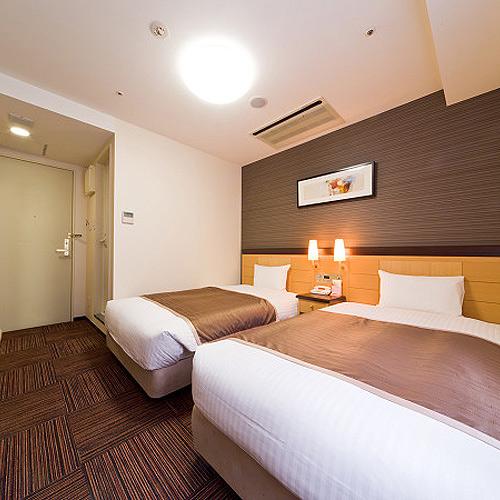 ホテル法華クラブ札幌 の部屋