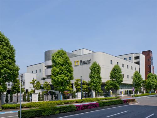 ホテル ラシーネ新前橋...