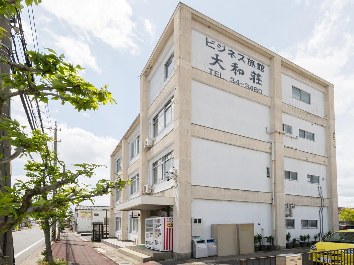 OYOホテル 大和荘 新浜 三重