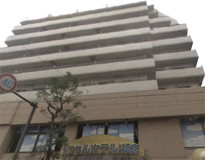カプセルホテル湘南の施設画像