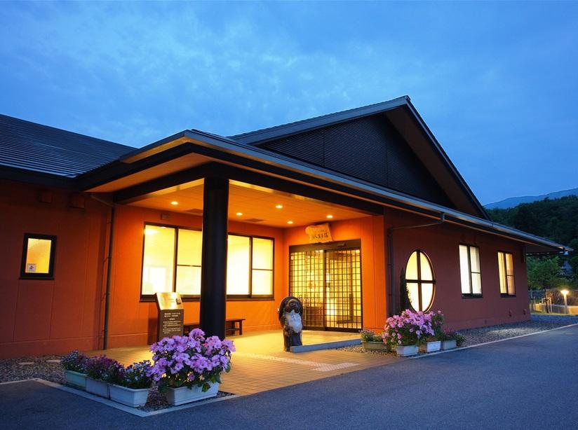 マキノ 白谷温泉 八王子荘