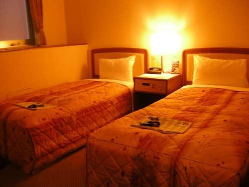 ビジネスホテルニッセイの客室の写真