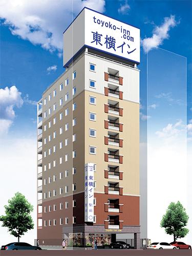 東横イン上野田原町駅(旧:浅草田原町)...
