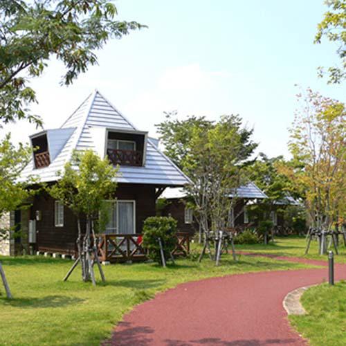 【九州】自然に囲まれた場所でコテージに泊まりたいです。