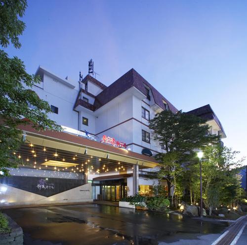 ワンプライスホテル@新湯