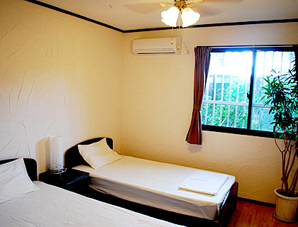 沖縄ホテル、旅館、今帰仁の宿 ハイビスカス