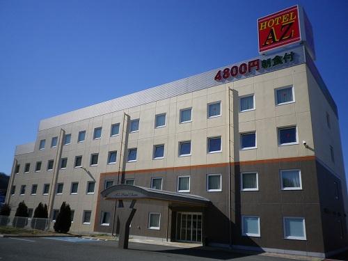 HOTEL AZ 山梨甲府南IC店の施設画像