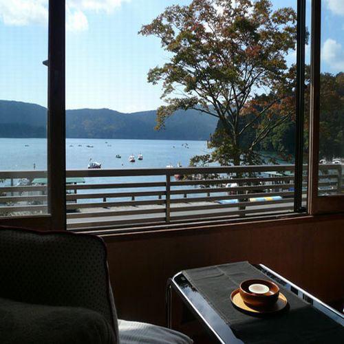 芦ノ湖温泉 嶽影楼 松坂屋旅館 画像