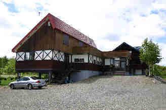 ピンネ荘の外観
