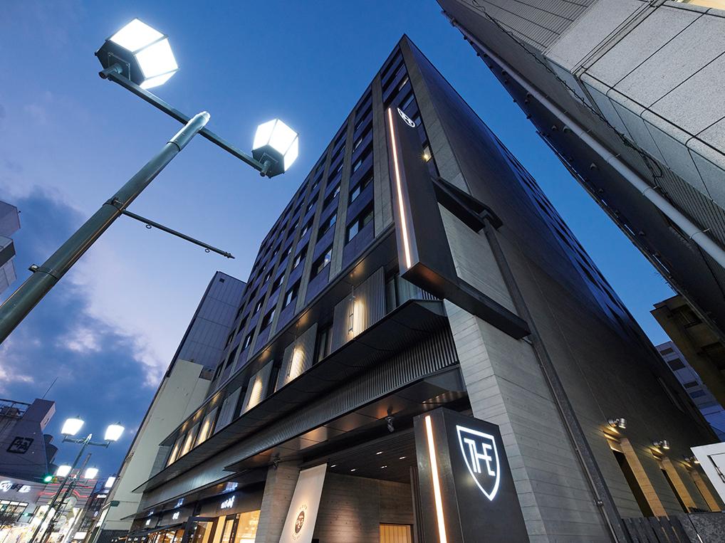 ザ ロイヤルパークホテル 京都三条(旧:ロイヤルパークホテル...