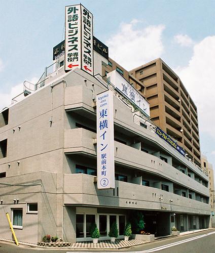 東横イン京浜急行川崎駅前
