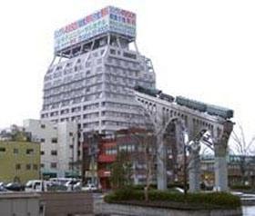 米子ユニバーサルホテル(ユニバーサルホテルチェーン)の施設画像