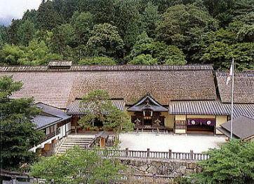 古峯神社の施設画像