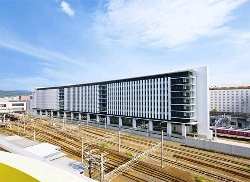 都シティ 近鉄京都駅(旧:ホテル近鉄京都駅)...