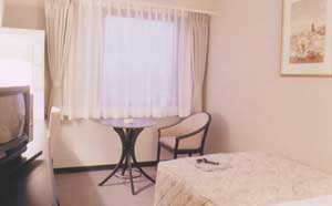 ホテル ユタカウイングの客室の写真