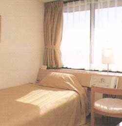 ホテル古川ヒルズ(BBHホテルグループ) の部屋