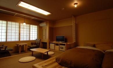新穂高温泉 谷旅館 画像