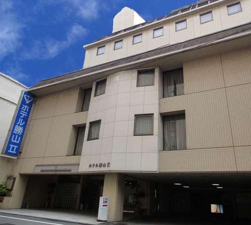 ホテル勝山別館