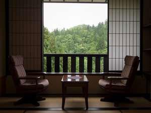 銀山温泉 滝と蕎麦の宿 瀧見舘 画像