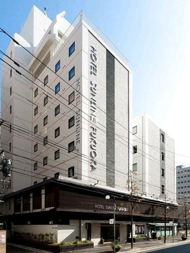 ホテルサンライン福岡 博多駅前...
