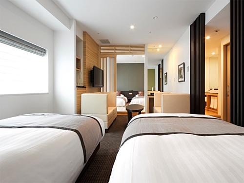 パレスホテル大宮の室内