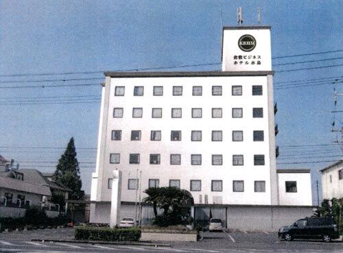 倉敷ビジネスホテル水島