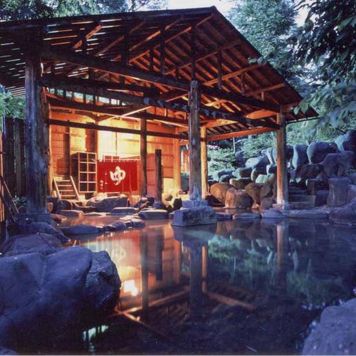 水上温泉郷 諏訪峡温泉 天狗の湯きむら苑 画像