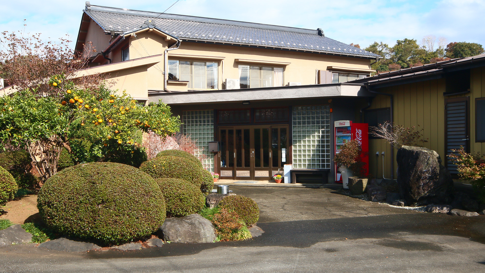 ビジネス旅館 愛川魚苑 その1