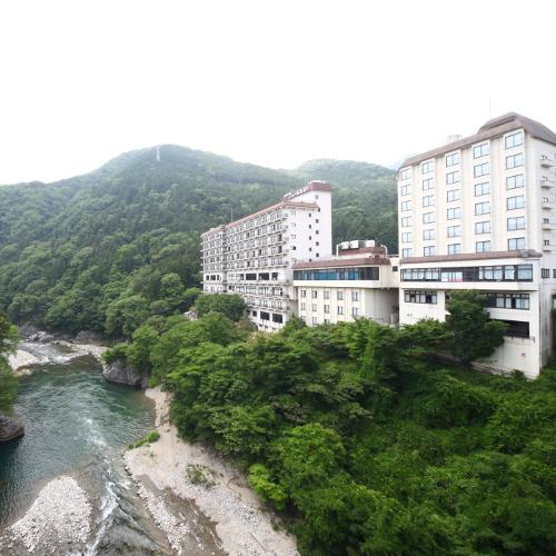 20代の会社員です。同期6人で鬼怒川温泉に行きます。カラオケが出来て食事はバイキングの宿はありますか?