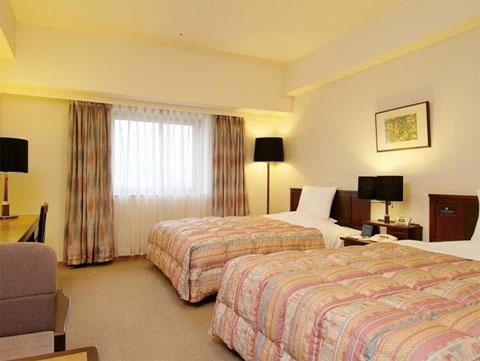 ホテル金沢の客室の写真