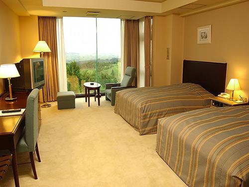 シャトレーゼ ゴルフ&スパリゾートホテル栗山