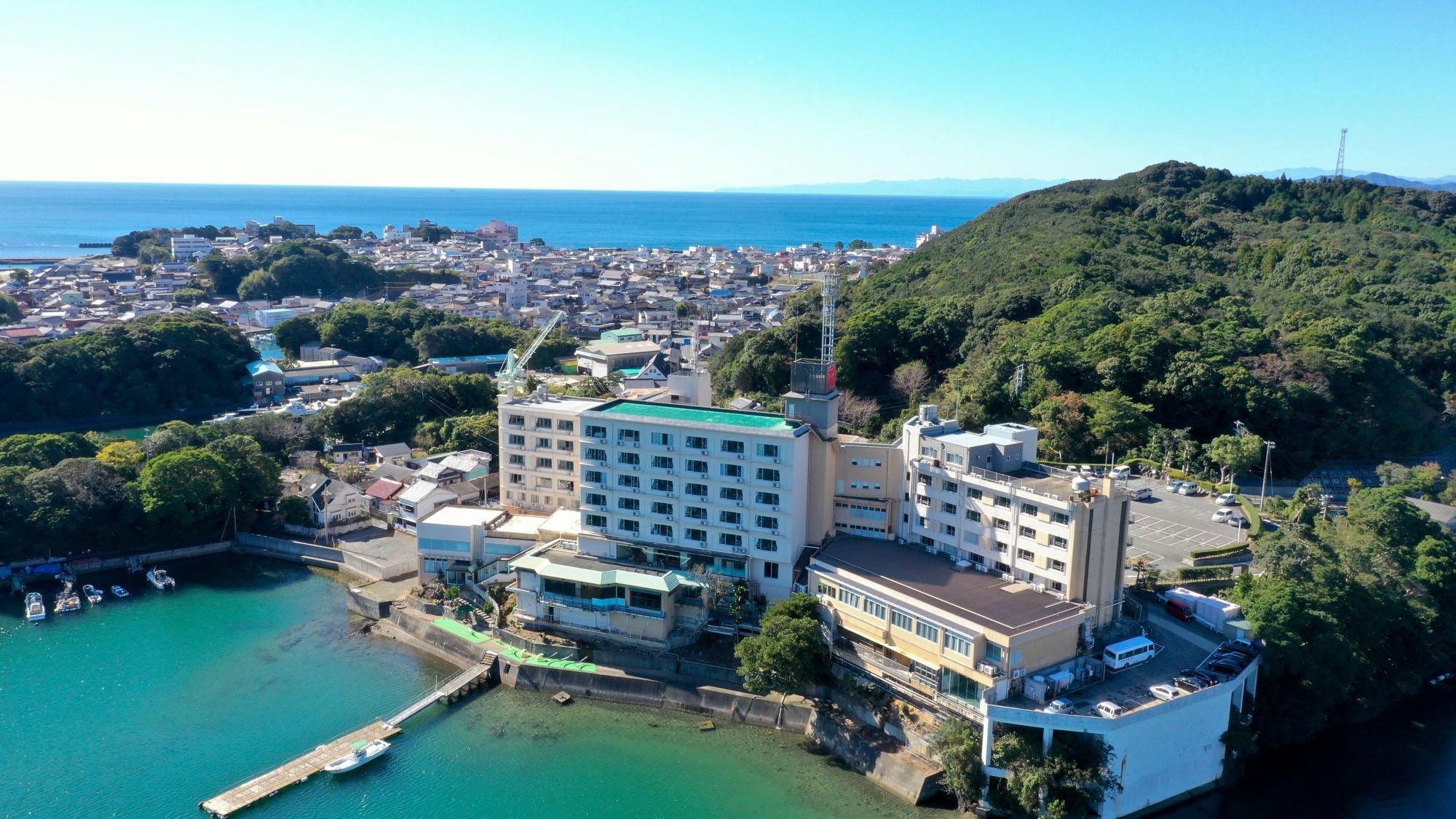 肉食系夫婦!三重県でお肉がいっぱい食べれる温泉旅館を教えて下さい!