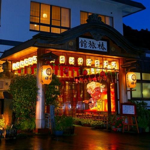 浅虫温泉 椿館