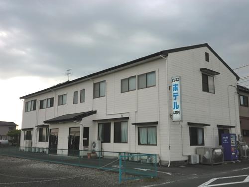 ビジネスホテル 大井川